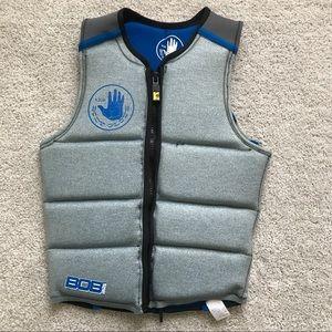 Body Glove Bob Front Zip Men's Comp Vest